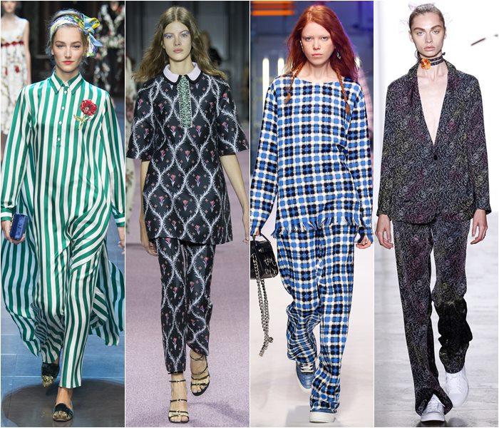 Тенденции моды весна-лето 2016 - фото  (2)