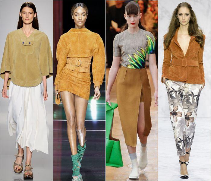 Тенденции моды весна-лето 2016 - фото  (20)