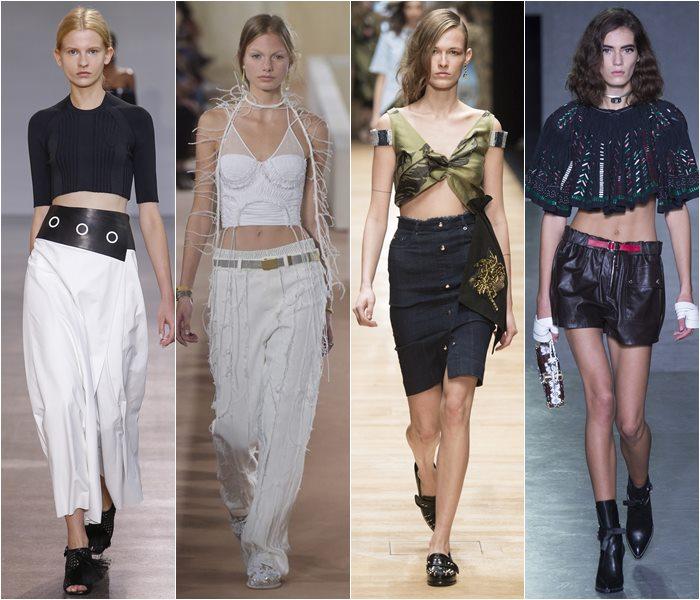 Тенденции моды весна-лето 2016 - фото  (22)