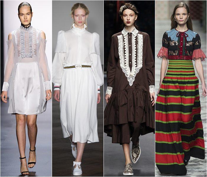 Тенденции моды весна-лето 2016 - фото  (23)