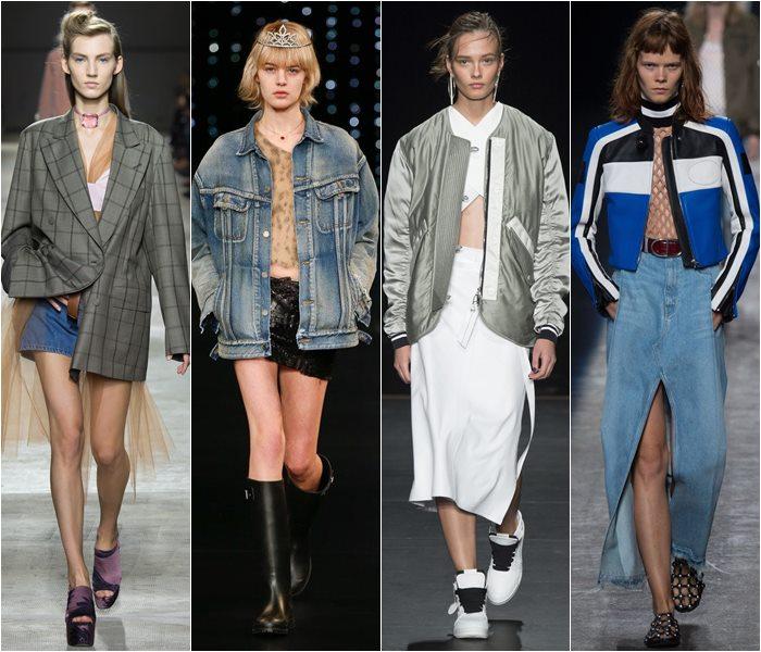 Тенденции моды весна-лето 2016 - фото  (24)