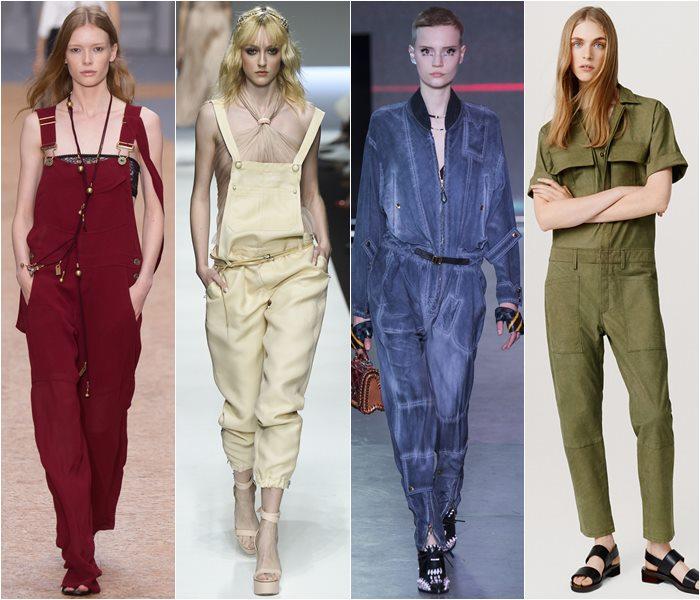Тенденции моды весна-лето 2016 - фото  (3)