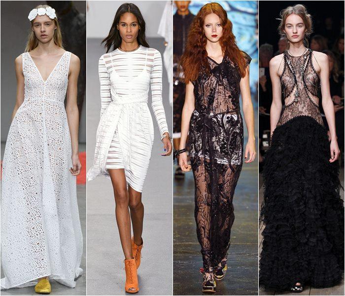 Тенденции моды весна-лето 2016 - фото  (4)