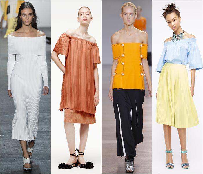 Тенденции моды весна-лето 2016 - фото  (6)