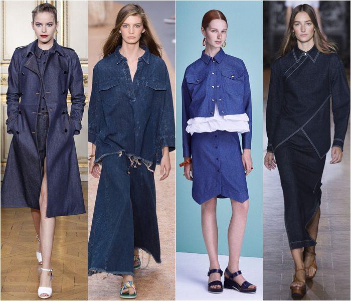 Тенденции моды весна-лето 2016 - фото  (8)