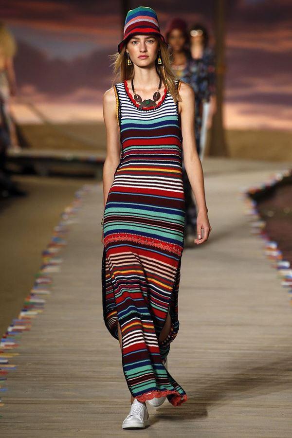 9085a3d17c5 See by Chloé Tommy Hilfiger Tommy Hilfiger Трикотажные платья весна-лето  2016 Tory Burch