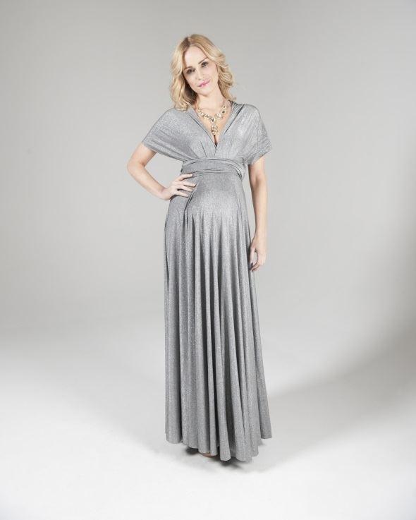 Вечерние платья для беременных 2015-2016 (1)