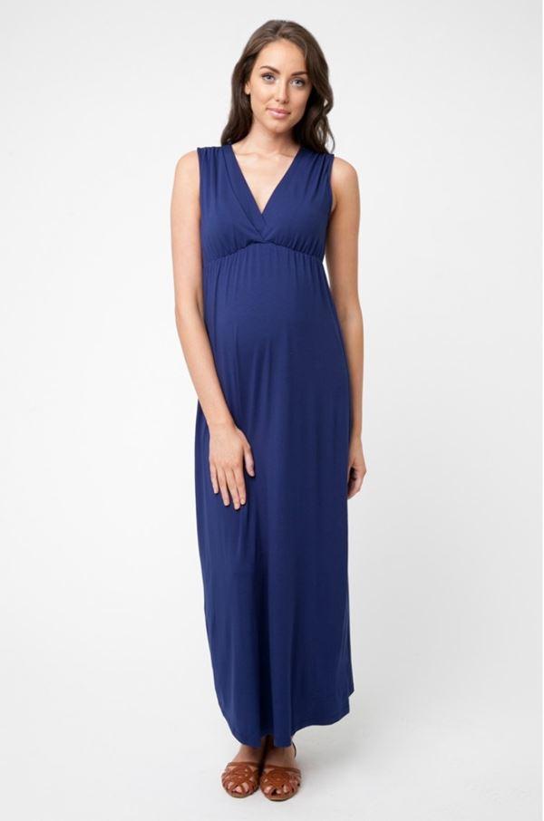 Вечерние платья для беременных 2015-2016 (26)
