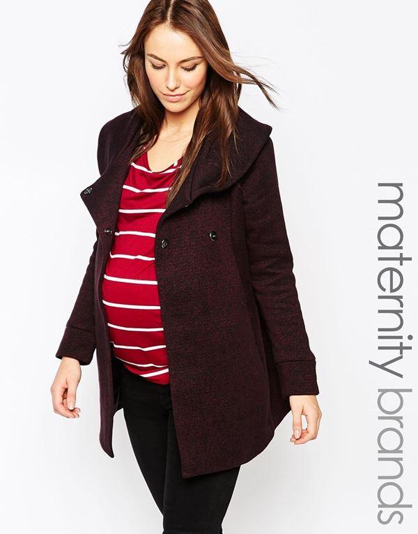 Верхняя одежда для беременных 2015-2016 фото (10)