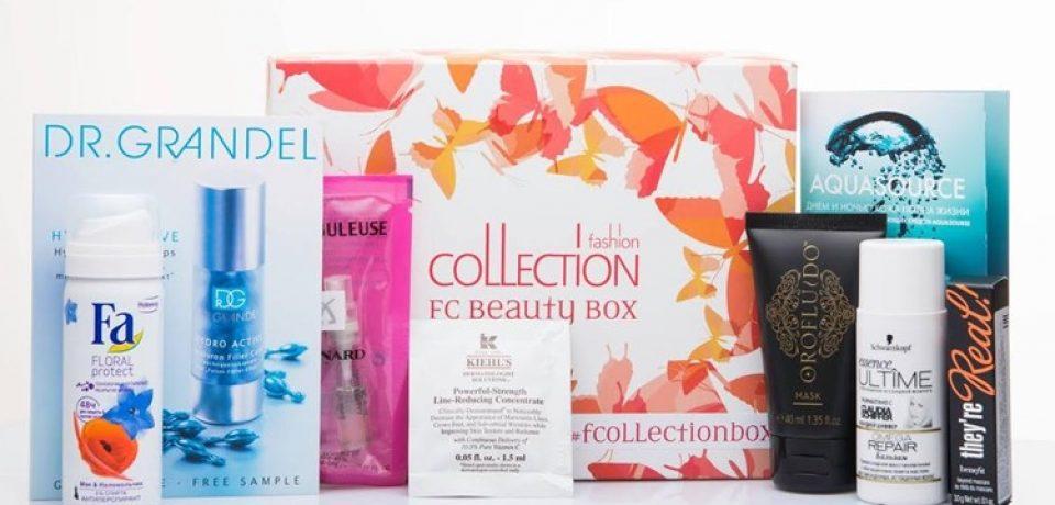 Журнал Fashion Collection представляет новый проект – «Коробочки красоты»