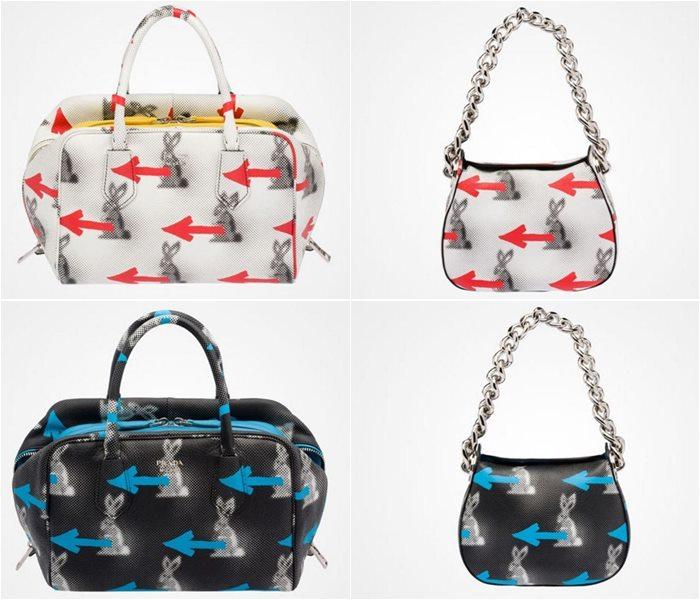Коллекция сумок Prada Resort 2016  (2)
