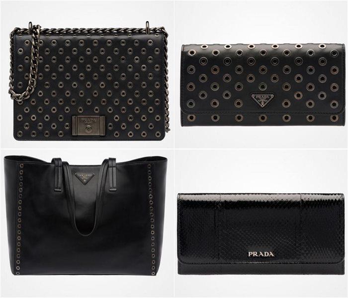 Коллекция сумок Prada Resort 2016  (7)