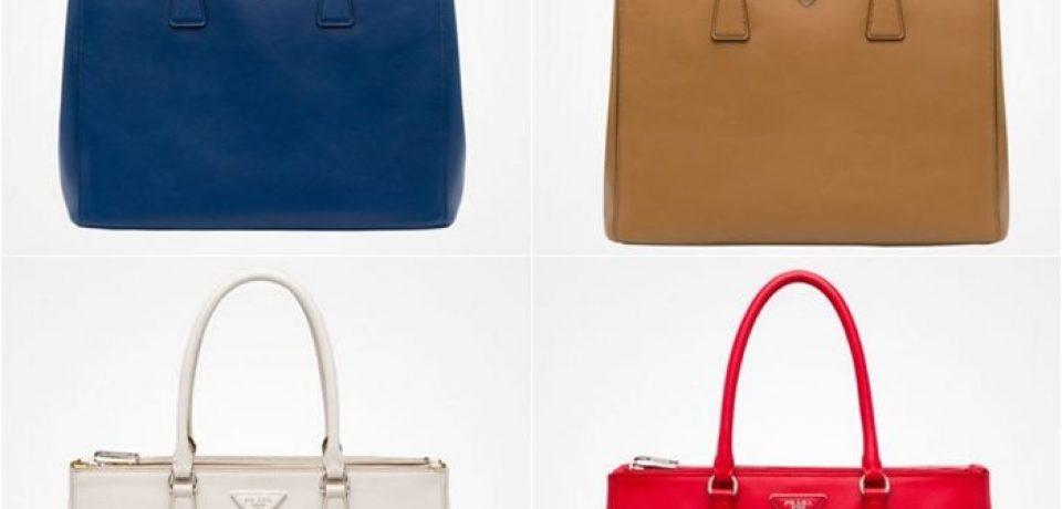 Коллекция сумок Prada Resort 2016