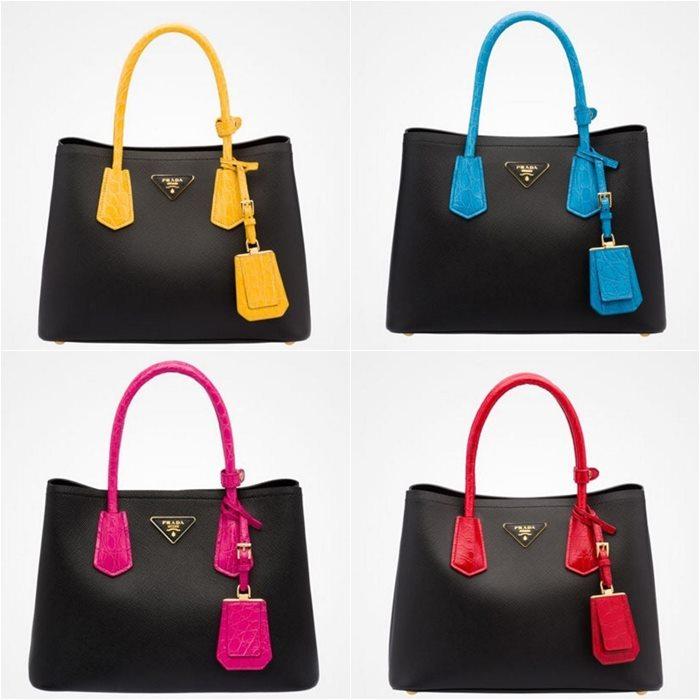 Коллекция сумок Prada Resort 2016  (9)