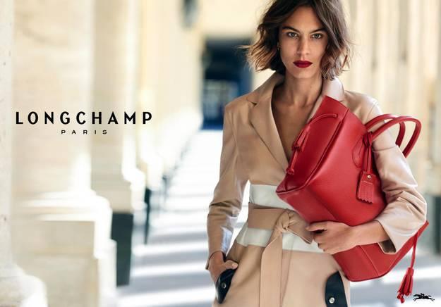 Longchamp весна-лето 2016