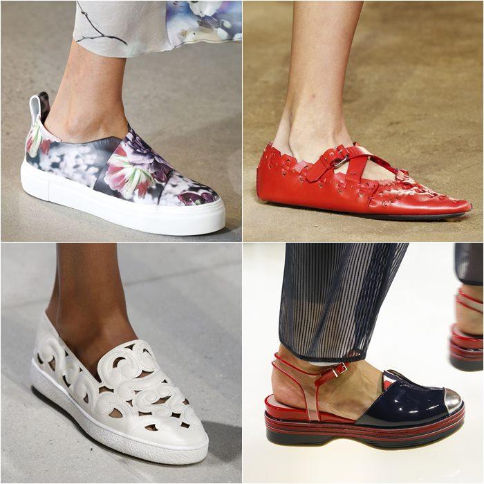 Модная обувь весна-лето 2016   (12)