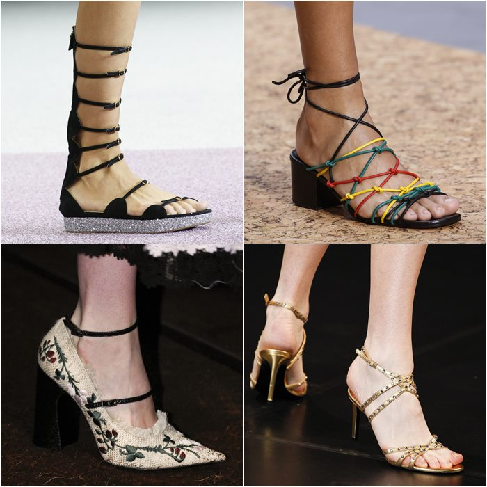 Модная обувь весна-лето 2016   (15)