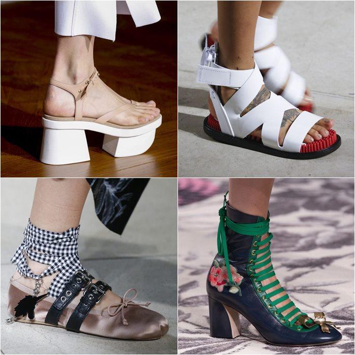 Модная обувь весна-лето 2016   (16)