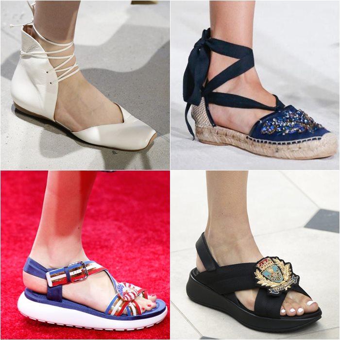 Модная обувь весна-лето 2016   (17)