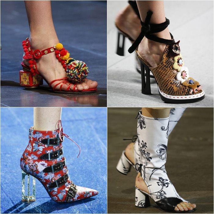 Модная обувь весна-лето 2016   (19)