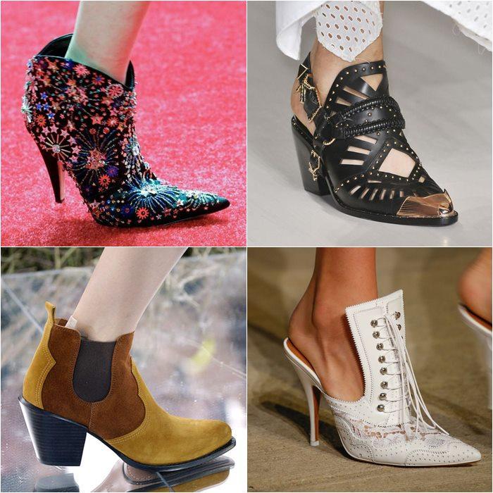 Модная обувь весна-лето 2016   (2)