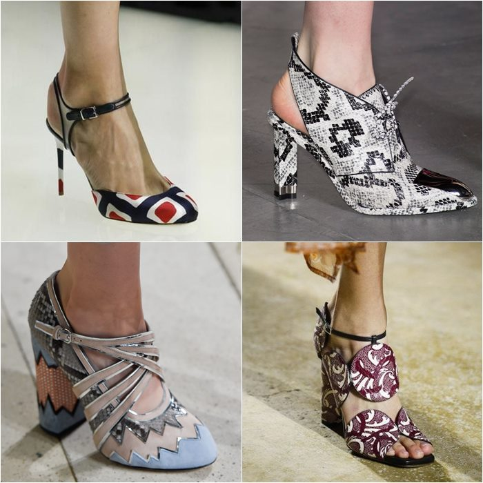 Модная обувь весна-лето 2016   (20)