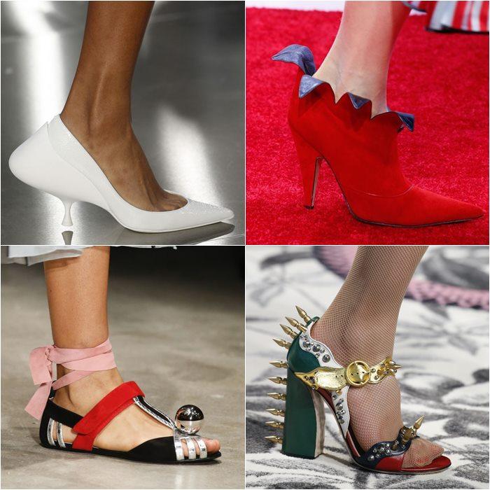 Модная обувь весна-лето 2016   (5)