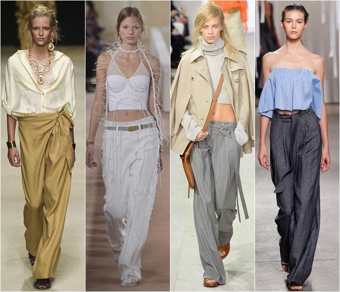 Модные брюки весна-лето 2016 (11)