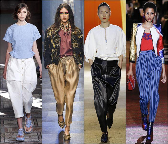 Модные брюки весна-лето 2016 (12)