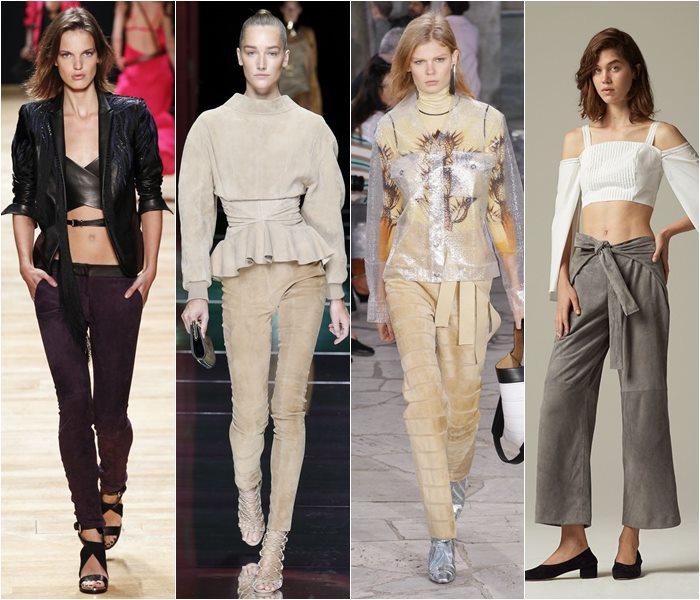 Модные брюки весна-лето 2016 (14)