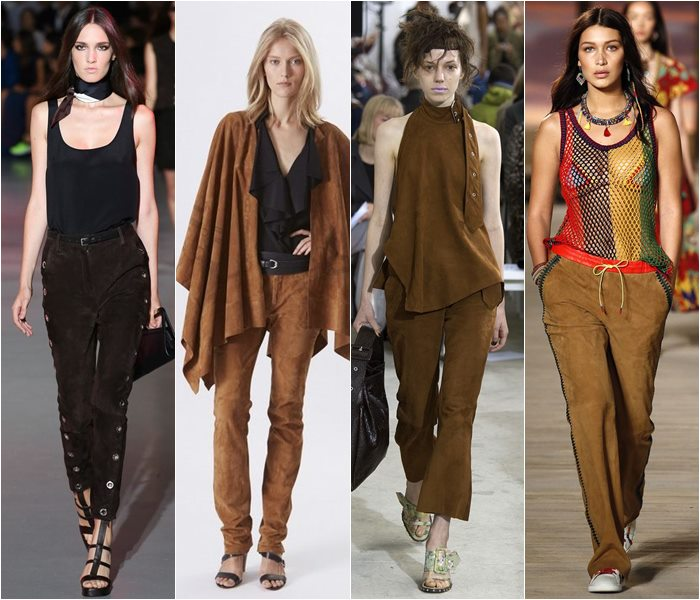 Модные брюки весна-лето 2016 (15)