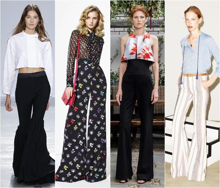 Модные брюки весна-лето 2016 (17)