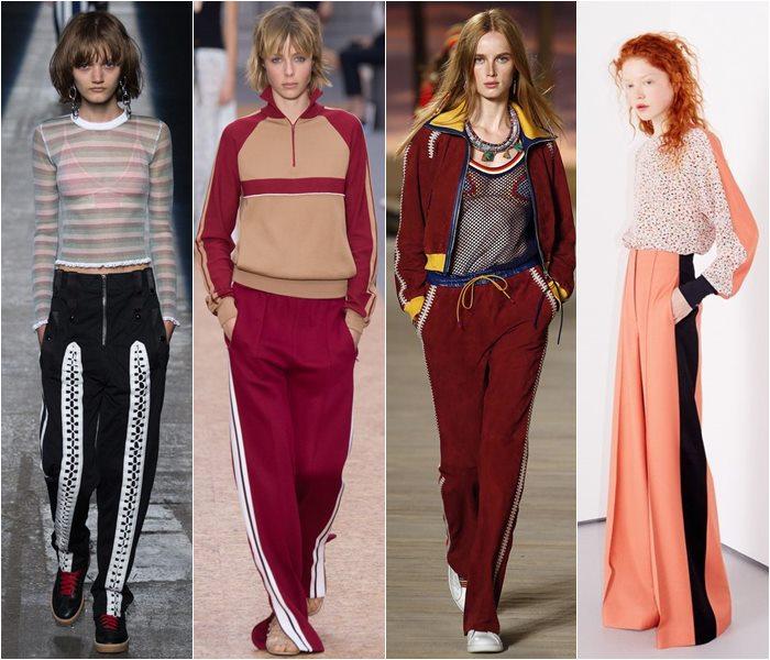 Модные брюки весна-лето 2016 (18)