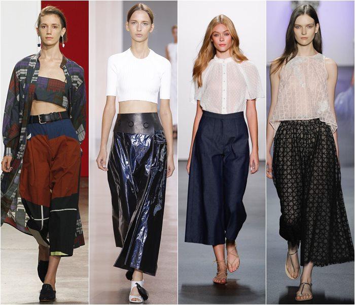 Модные брюки весна-лето 2016 (2)