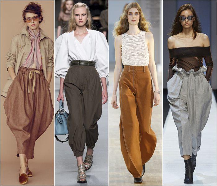 Модные брюки весна-лето 2016 (6)