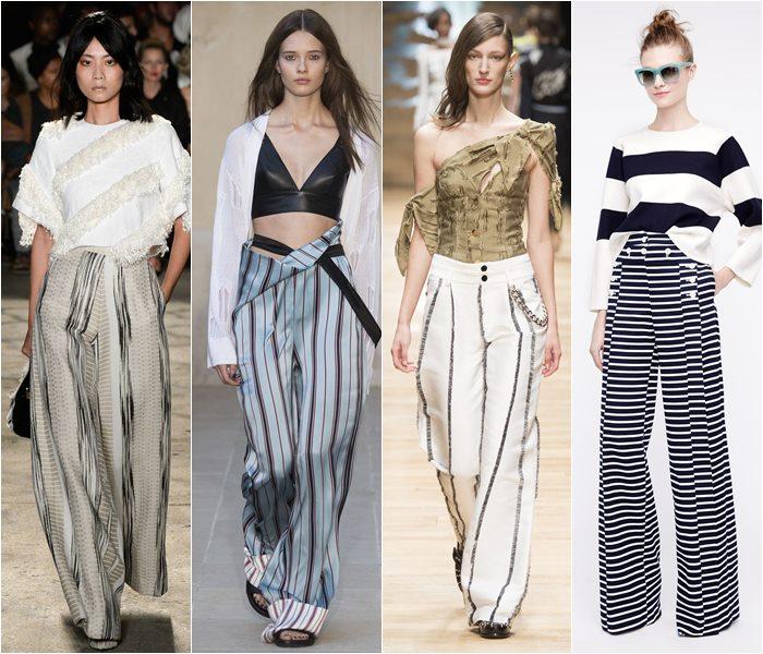 Модные брюки весна-лето 2016 (7)