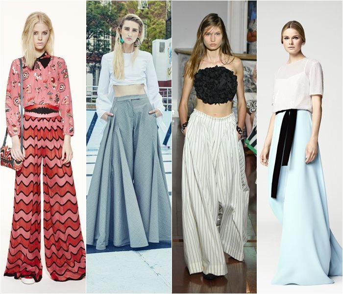 Модные брюки весна-лето 2016 (9)