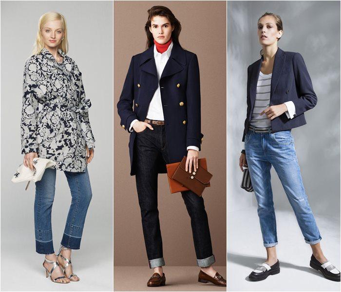 Модные джинсы весна-лето 2016 (10)