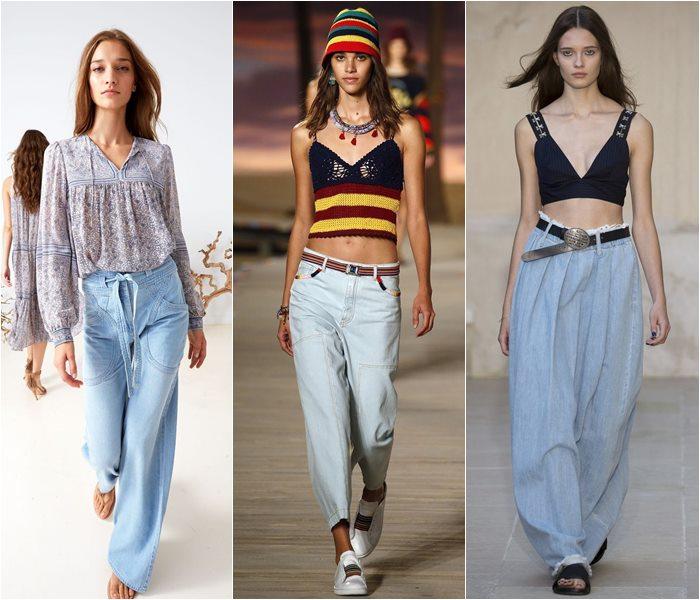Модные джинсы весна-лето 2016 (11)