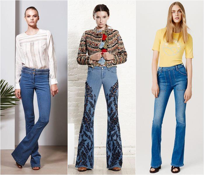 Модные джинсы весна-лето 2016 (12)