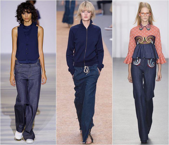 Модные джинсы весна-лето 2016 (3)