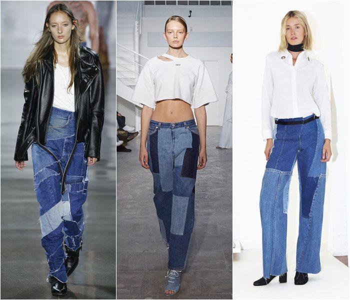 Модные джинсы весна-лето 2016 (4)