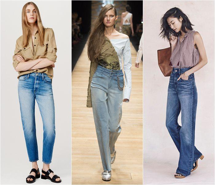 Модные джинсы весна-лето 2016 (5)