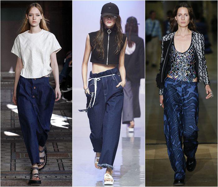 Модные джинсы весна-лето 2016 (8)