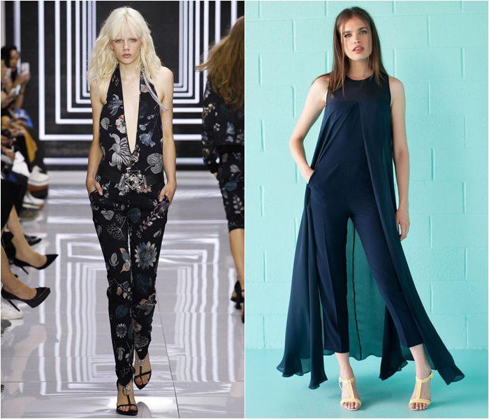 Модные комбинезоны весна-лето 2016 - фото  (25)