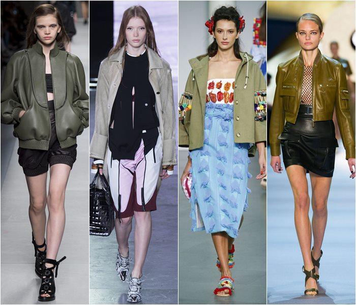 Модные куртки весна-лето 2016  (11)