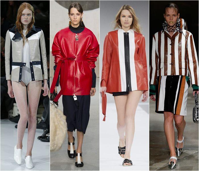 Модные куртки весна-лето 2016  (2)