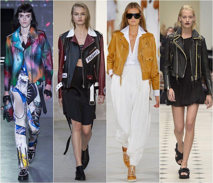 Модные куртки весна-лето 2016  (4)