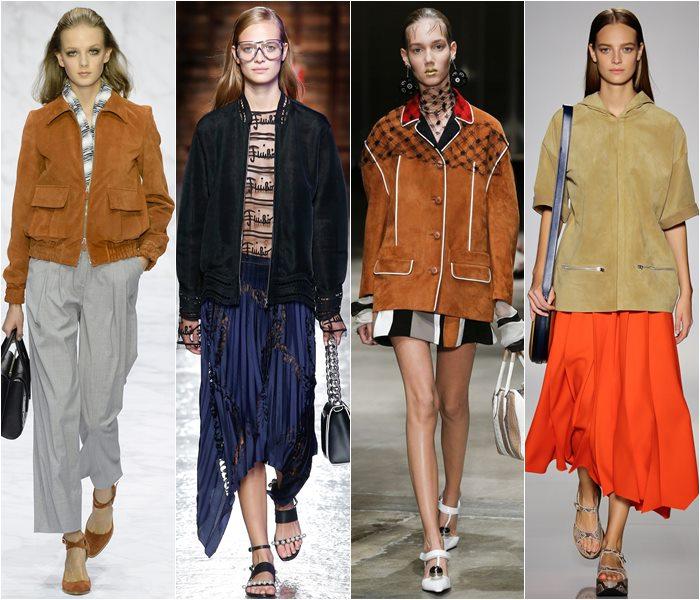 Модные куртки весна-лето 2016  (7)