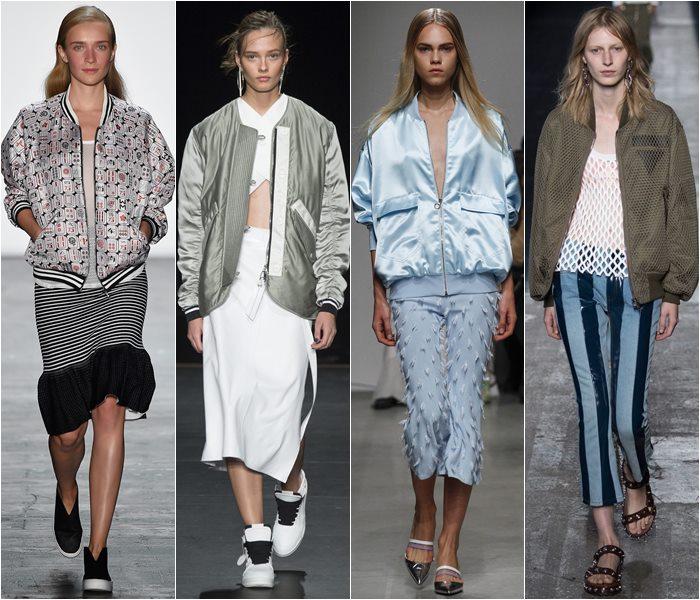 Модные куртки весна-лето 2016  (8)